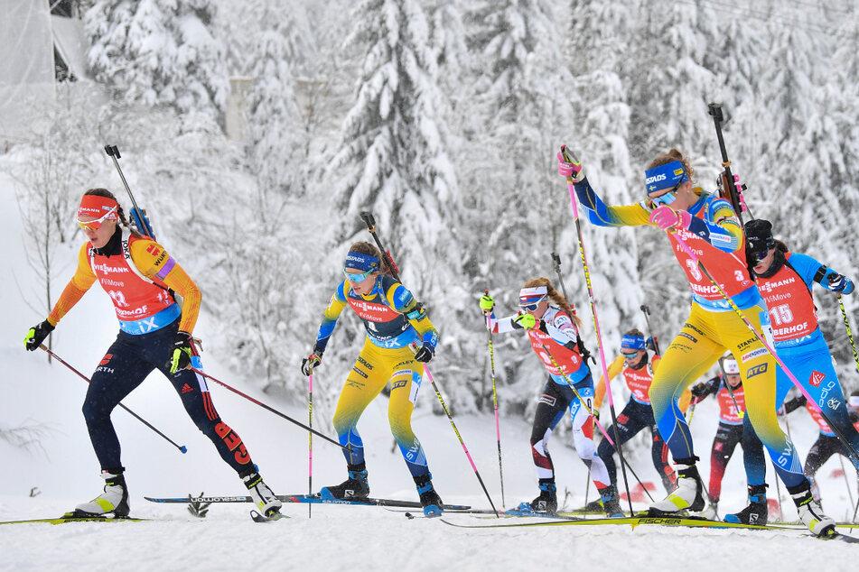 Wintersport: Bald könnt Ihr Euch Tickets für die Doppel-WM 2023 in Oberhof sichern