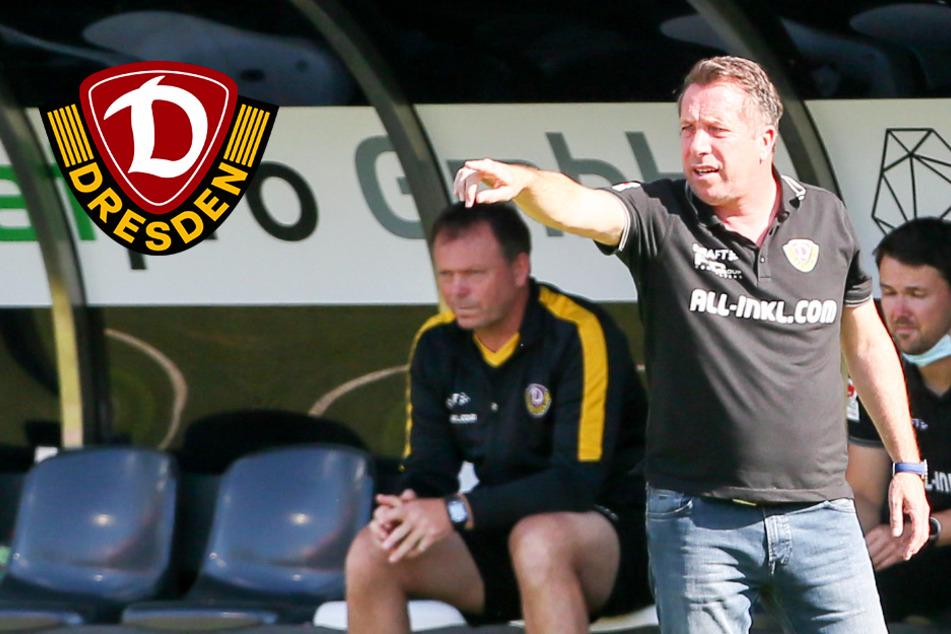 "Dynamo-Coach Kauczinski nach Abstieg: ""Ja, ich bleibe an Bord!"""