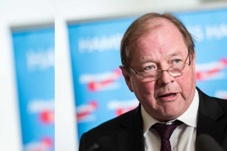 Hamburger AfD fordert schnelle Klärung der Debatte über Partei-Teilung