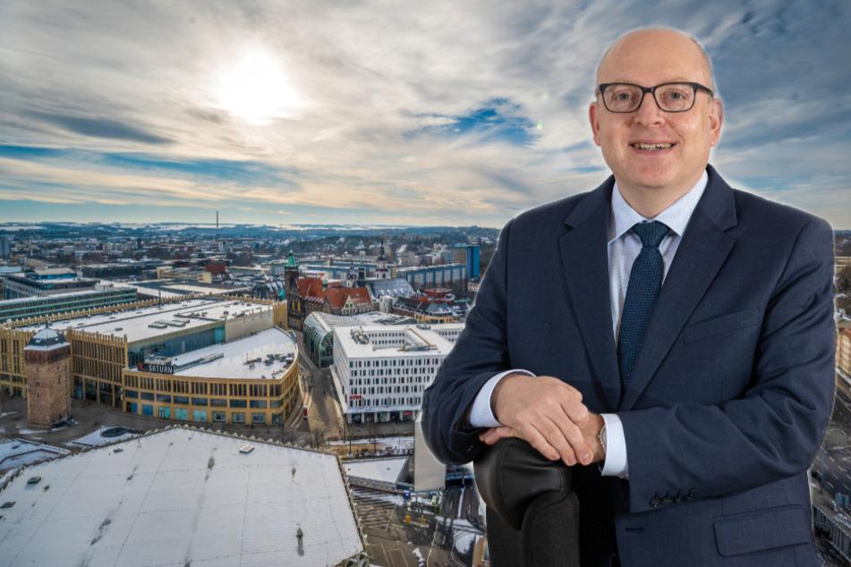 Freunde in der Not: Wie Chemnitz in Krisenzeiten Städte-Partnerschaften pflegt