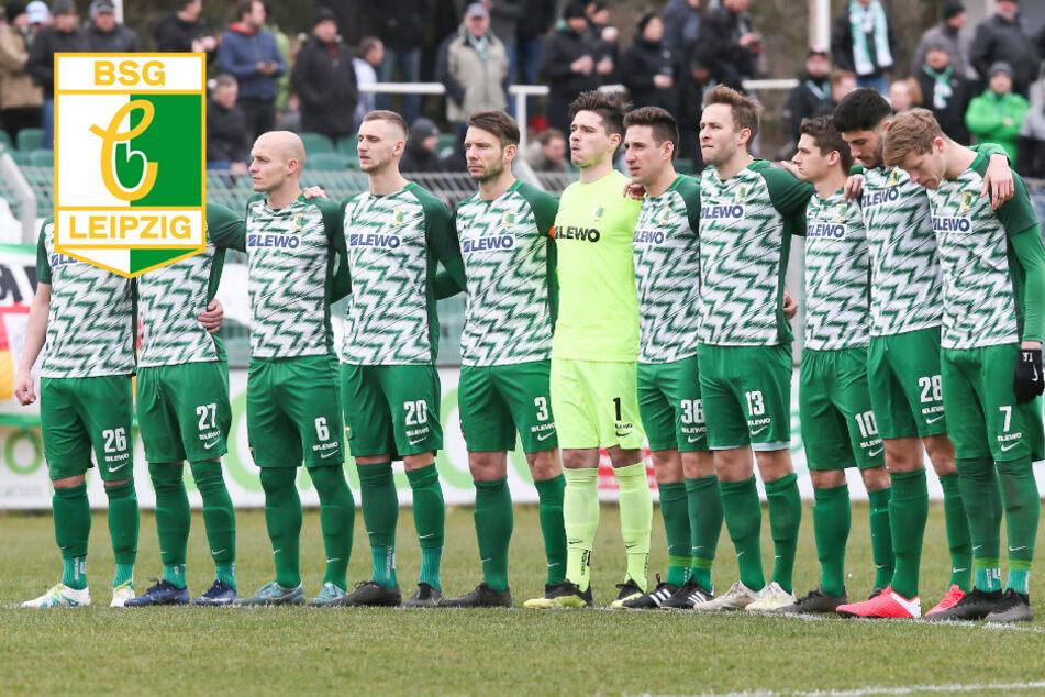"""""""Hat uns umgehauen"""": Fans von Chemie Leipzig spenden Mega-Summe"""