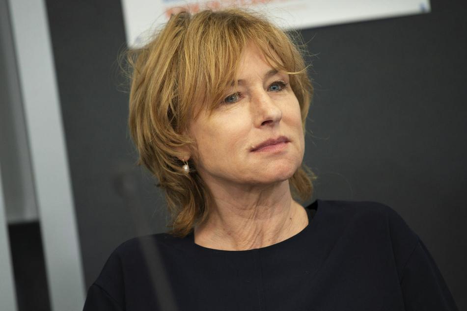 """Corinna Harfouch (66) wird voraussichtlich Ende 2022 ihre Premiere als neue Berliner """"Tatort""""-Kommissarin feiern."""