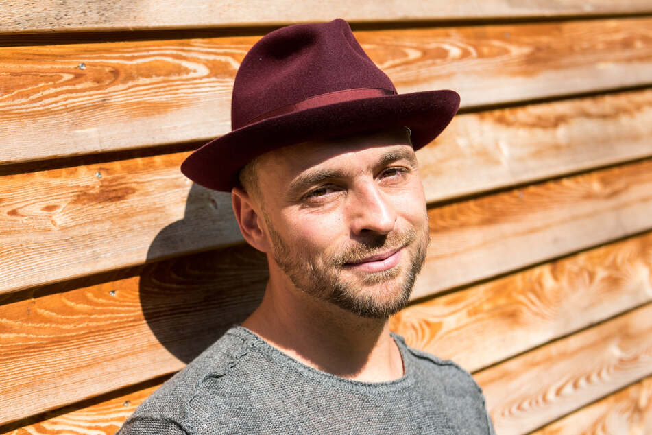 Sänger Max Mutzke (39) ist ebenfalls Teil der #AlarmstufeRot-Bewegung.