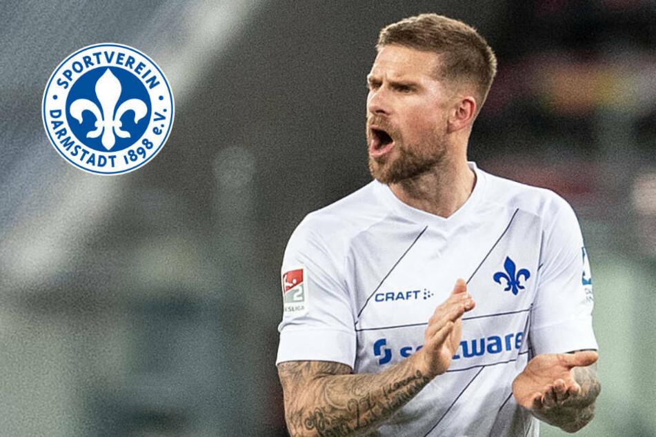 Topscorer Tobias Kempe verlängert Vertrag beim SV Darmstadt 98