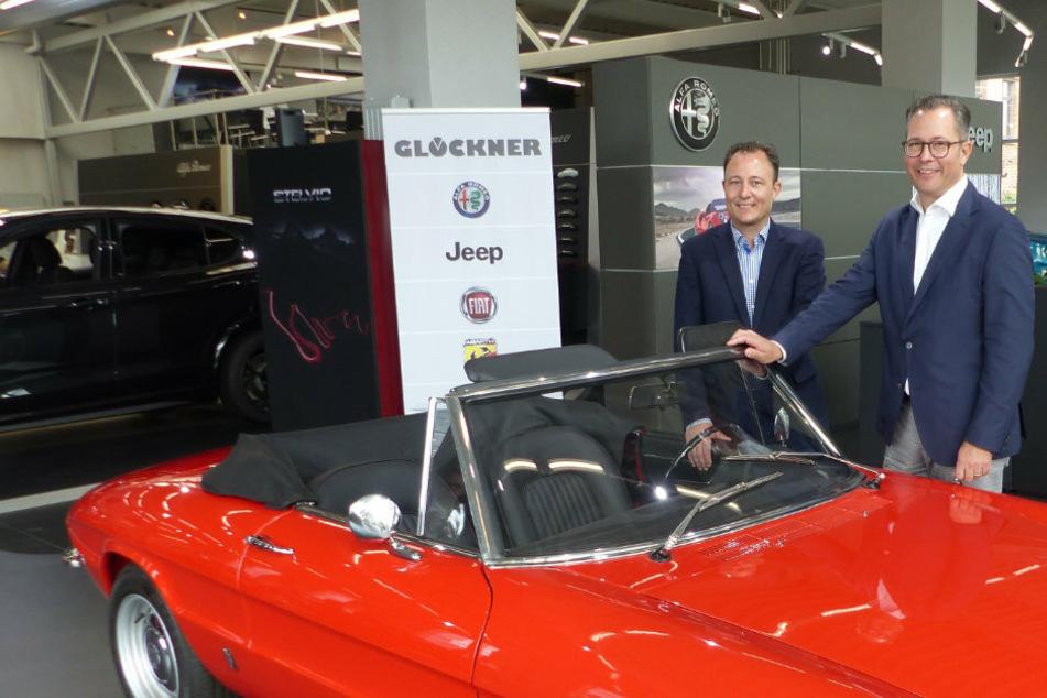 Dresdner Familienbetrieb gibt Gas! Neuer Standort für die Wahnsinns-Karren