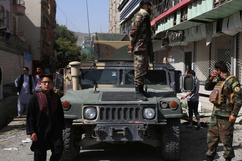 Afghanistan sees massive rise in displaced people as thousands flee Taliban advance