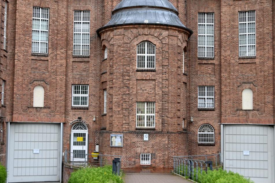 In der Justizvollzugsanstalt Kiel sitzt der Deutsche momentan eine Haftstrafe ab.