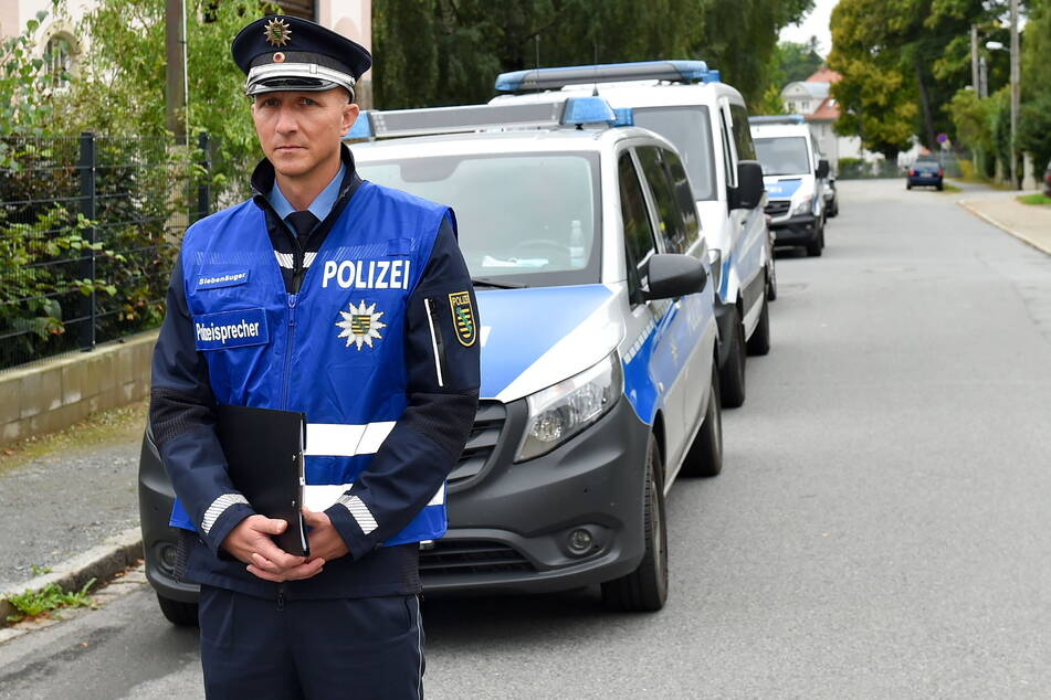 Polizeisprecher Kai Siebenäuger (42) bittet um Zeugenhinweise.