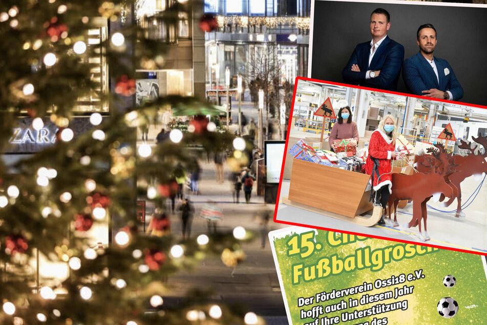 Leipzig: Etwas Gutes tun: Diese sächsischen Unternehmen unterstützen Bedürftige an Weihnachten