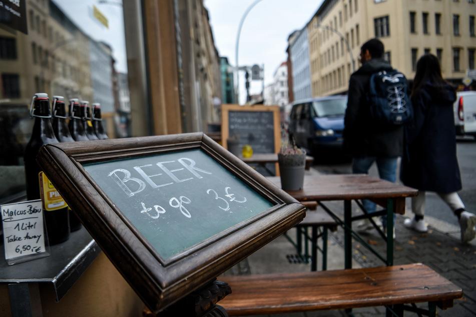Viele gastronomische Einrichtungen in Deutschland fürchten den nahenden Lockdown im November.