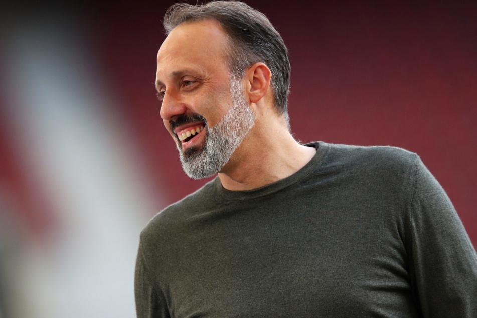 Will mit dem VfB Stuttgart bei Union Berlin gewinnen: Coach Pellegrino Matarazzo (43).