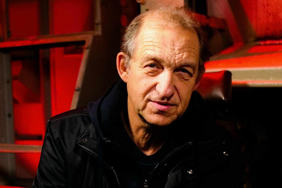 """Peter Heinrich Brix (66) ist ein bekannter deutscher Schauspieler, z.B. aus dem """"Großstadtrevier""""."""