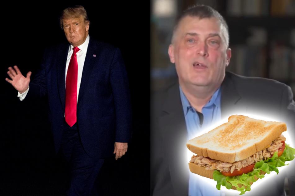 """Republikaner wird zu Trump-Wahl befragt: """"Eher wähle ich ein Thunfisch-Sandwich"""""""