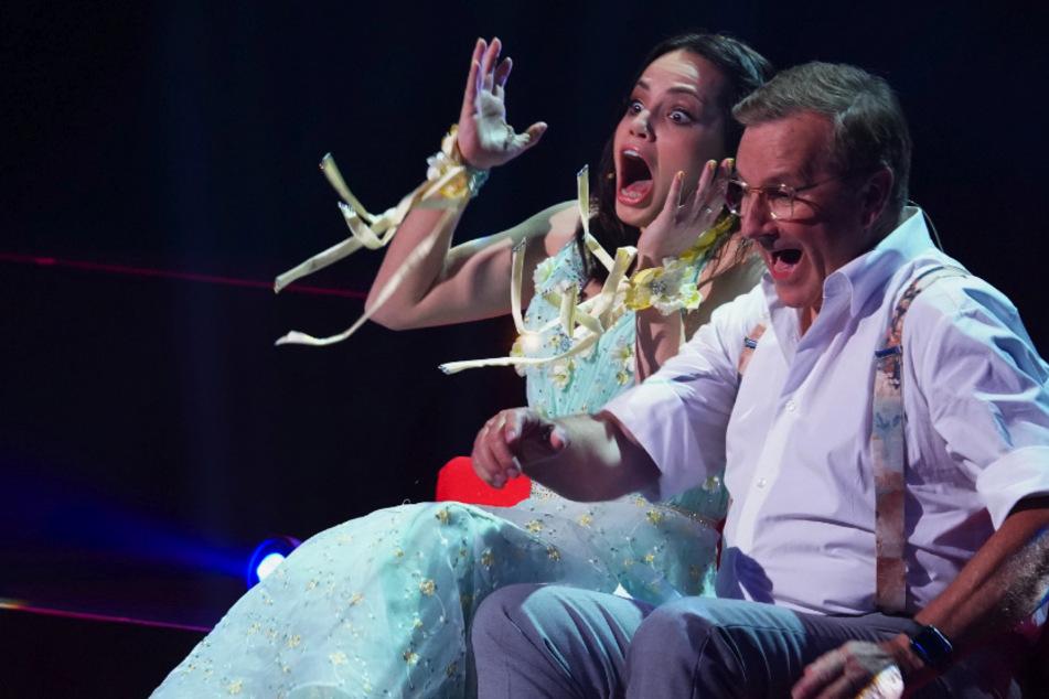 """Let's Dance: Überraschung bei """"Let's Dance"""": Diese Band unterstützt Jan Hofer beim Tanzen"""