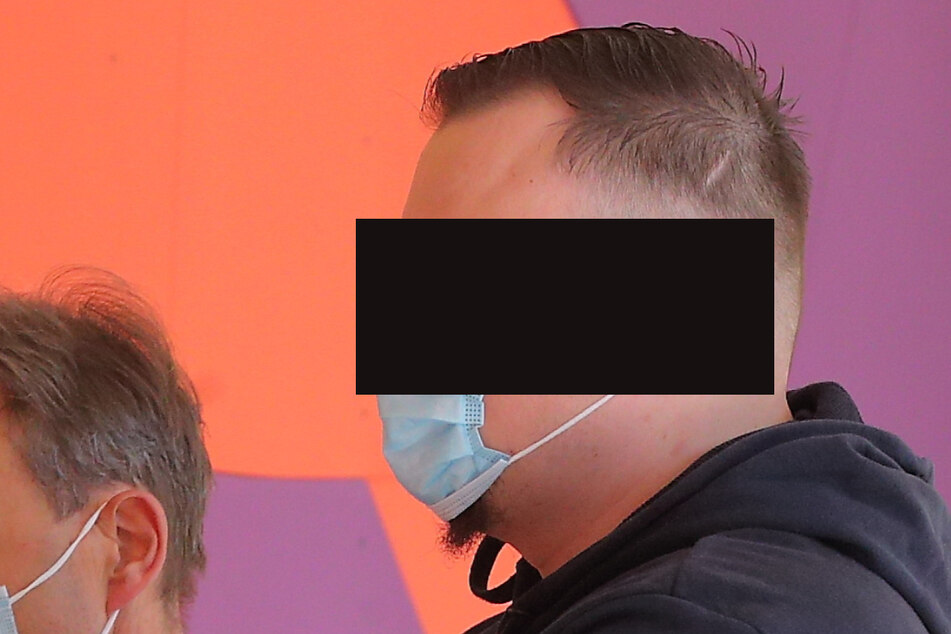 Dirk H. (35) muss für Jahre hinter Gitter. Er will dort auch eine Drogentherapie absolvieren.