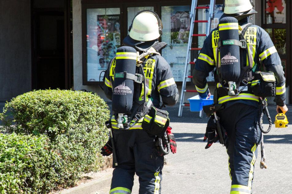 Rätselhafter Chemikalien-Austritt in Wiesbaden: 13 Verletzte