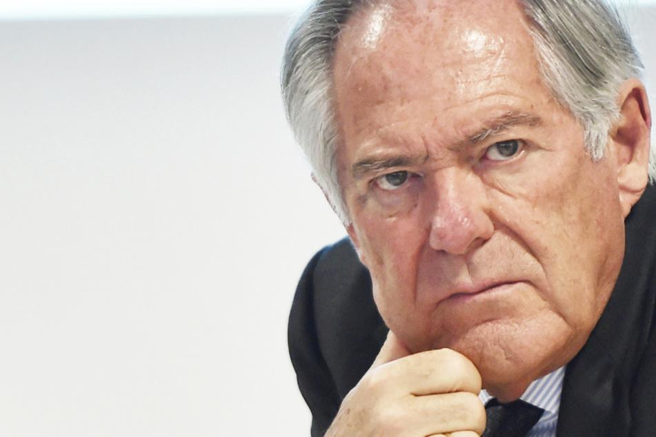 Gutachten: Roland Bergers Vater war in NS-Zeit kein Täter