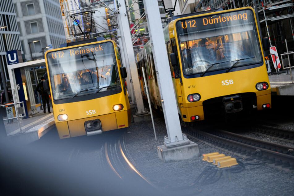 Zwei Rowdies schlagen 22-Jährigen an Stuttgarter U-Bahn-Haltestelle brutal zusammen
