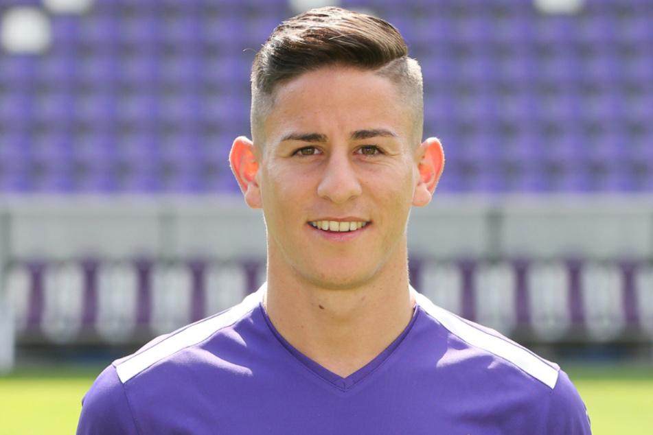 Nicolas Sessa wird den FC Erzgebirge nach nur einem Jahr offenbar wieder verlassen.