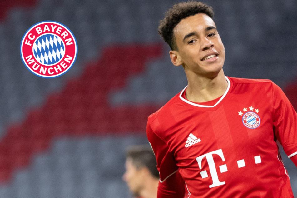 FC Bayern stattet Jamal Musiala wohl mit Profi-Vertrag aus: Das soll der Youngster künftig verdienen