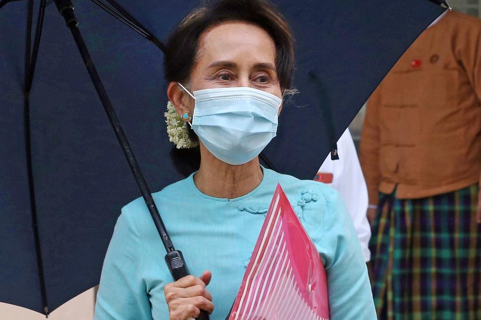 Aung San Suu Kyi (75), faktische Regierungs-Chefin von Myanmar, gewann die Parlamentswahl im November deutlich.