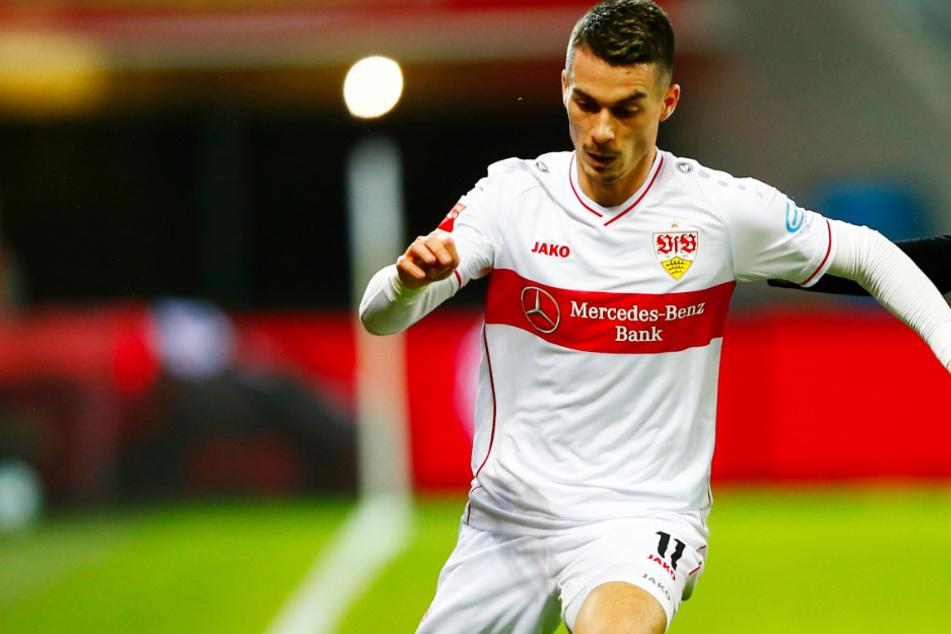 Erik Thommy (26) ist nie so richtig beim VfB Stuttgart angekommen.
