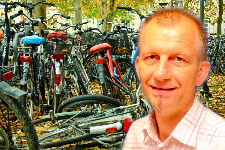 Fahrrad diebstahlsicher abstellen: 6 Tipps von der Polizei