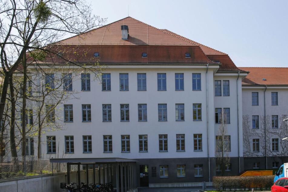 Das Verwaltungsgericht Dresden.