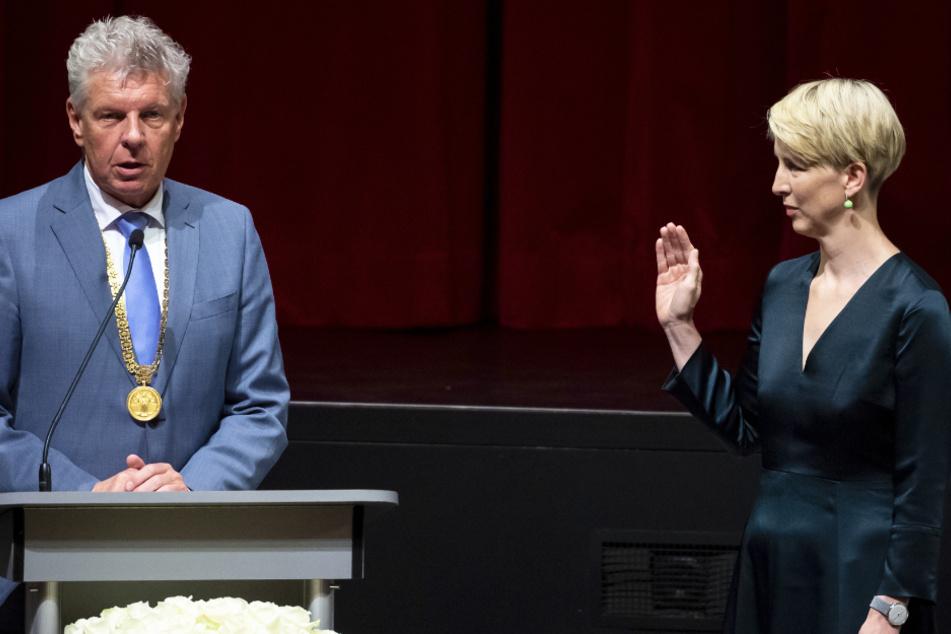 München: Stadtrat wählt Grüne Katrin Habenschaden als Münchens zweite Bürgermeisterin