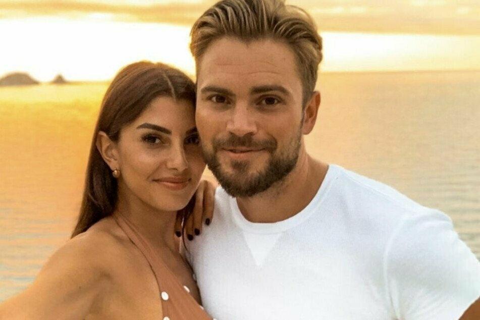 Johannes Haller (32, r.) und Yeliz Koc (27) gehen seit Mai 2019 endgültig getrennte Wege.