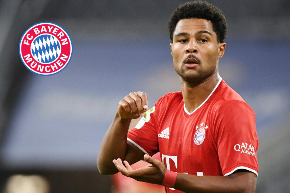 FC Bayern München: Serge Gnabry (25) fällt wegen Verletzung vorerst aus