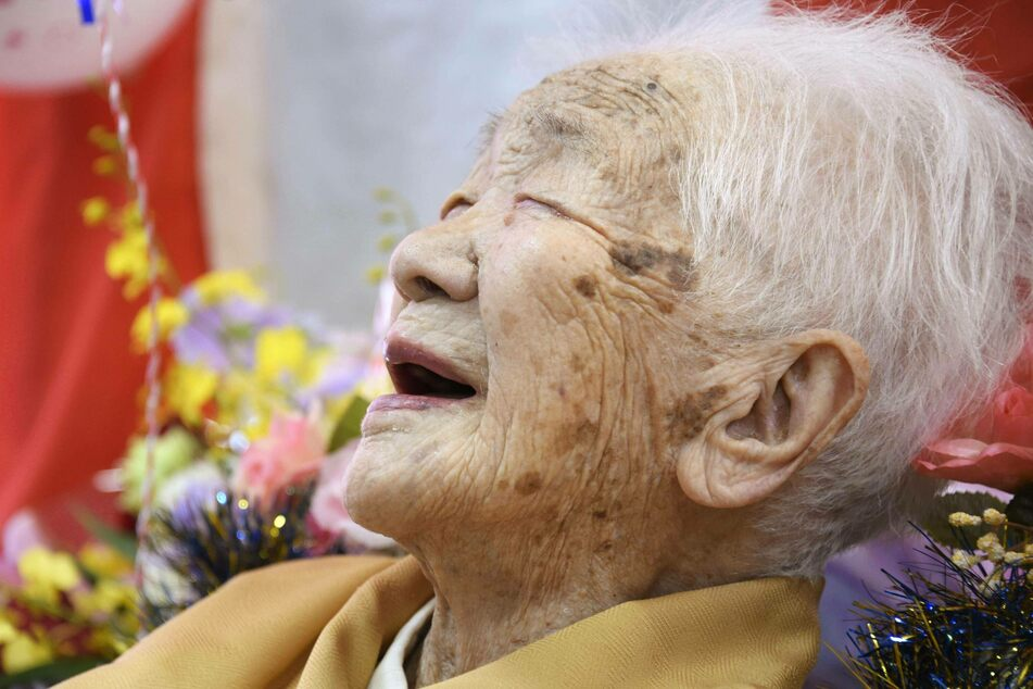 World's oldest living person breaks new record