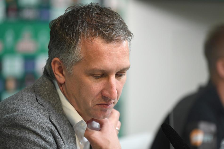 Werder Bremens Geschäftsführer Sport Frank Baumann (45) ist dieser Tage einmal mehr in der Kritik.