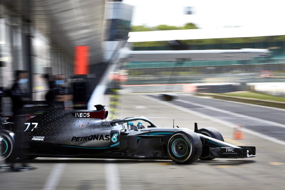 Eventuell starten die Formel-1-Fahrer dieses Jahr aus der Boxengasse.