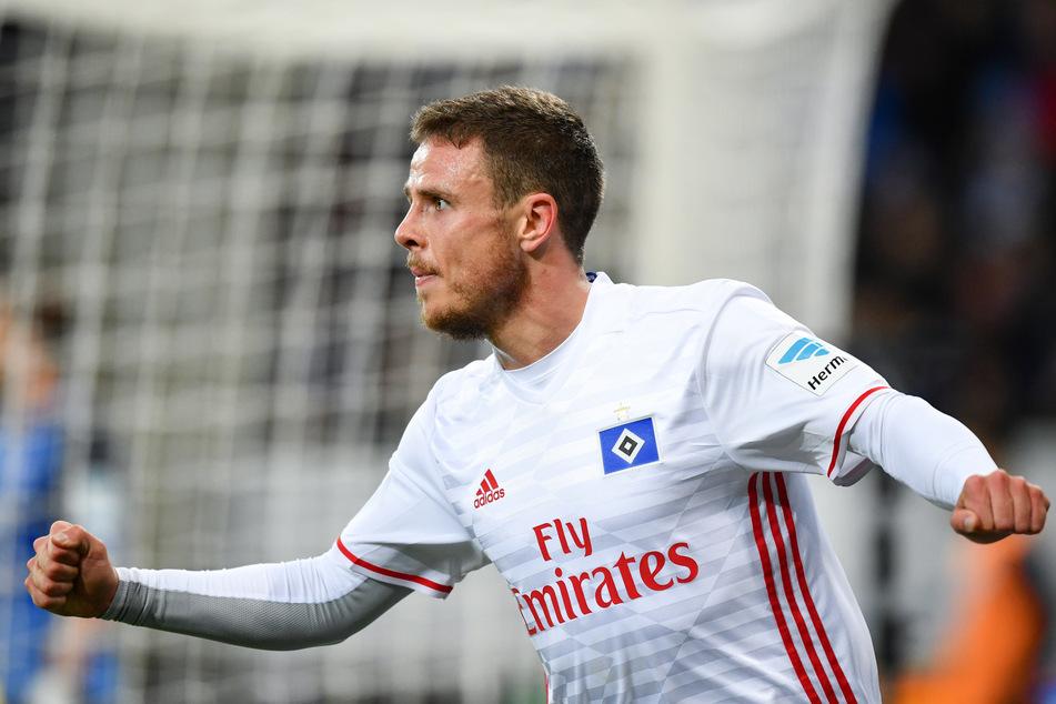 Beim Hamburger SV wurde Nicolai Müller zwei Jahre in Folge zum Top-Scorer. (Archivfoto)