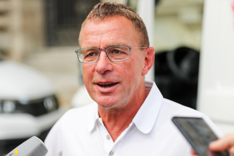 Ralf Rangnick (62) wird nicht erneut Trainer des FC Schalke 04.