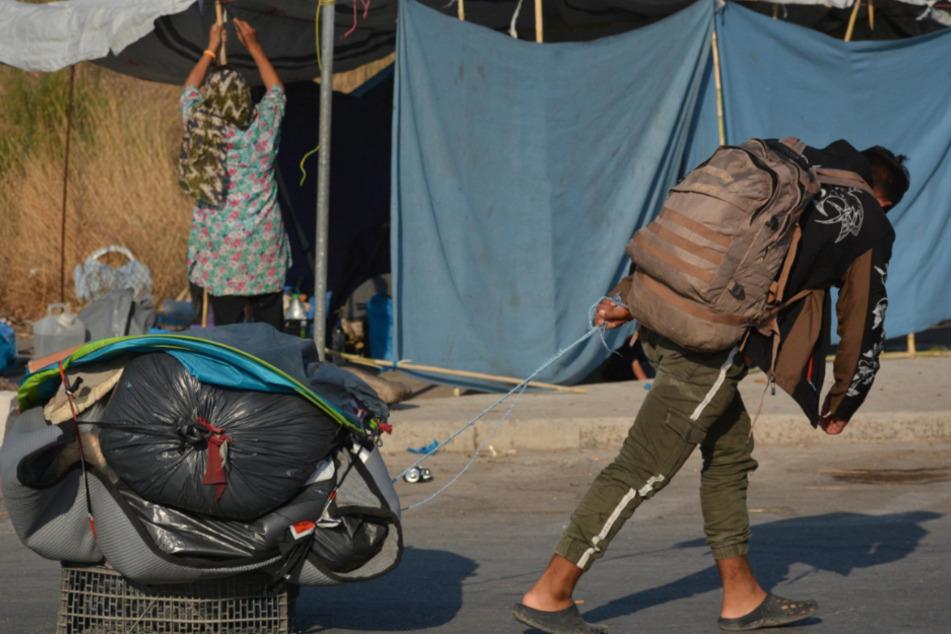 Coronavirus: Erster Corona-Toter in griechischem Flüchtlingslager