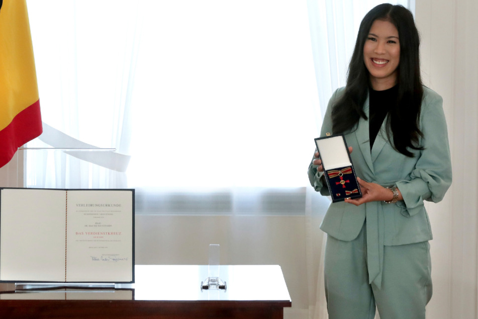 Mai Thi Nguyen-Kim klettert mit Corona-Video an die Spitze der YouTube-Charts