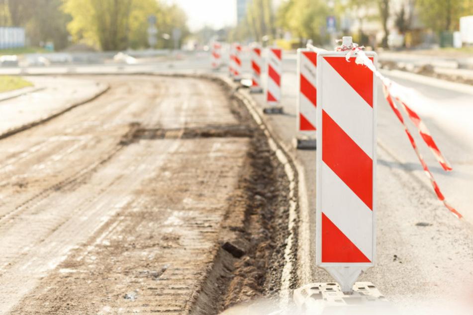 """Kilometerlange Umleitung: """"Pfaffenhainer Länge"""" wird erneuert"""