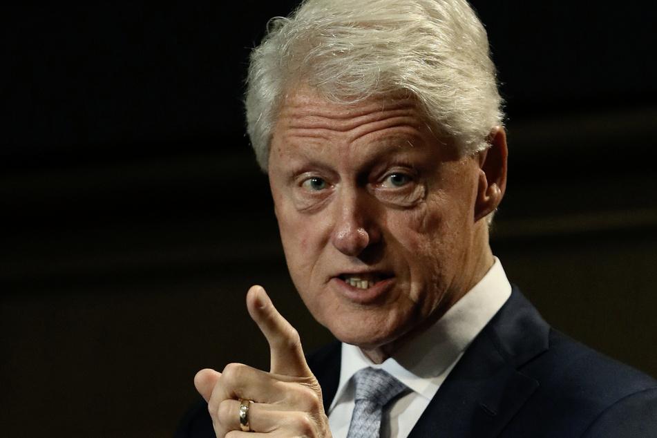 Sorge um Bill Clinton: Ex-Präsident auf Intensivstation