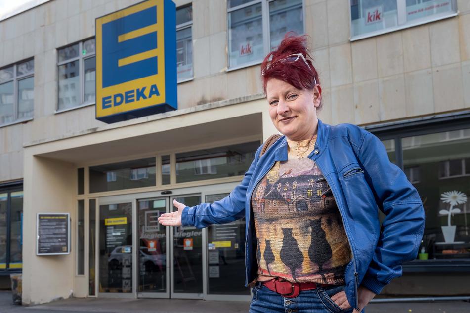 """Kerstin Der (48), Restaurantleiterin im """"Tillmanns"""", könnte während der Krise bei Edeka arbeiten."""