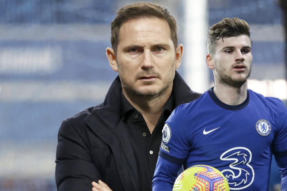 Timo Werner angezählt: Lampard nach Derby-Klatsche mit deutlichen Worten!