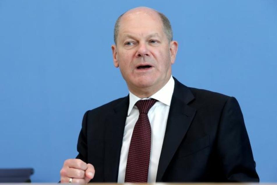 Olaf Scholz (61, SPD)