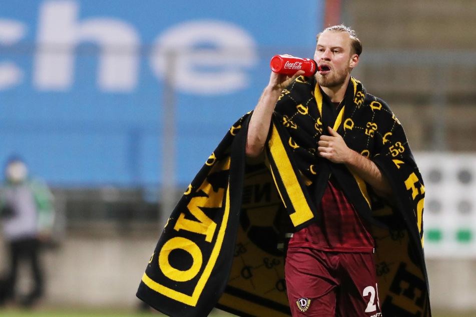 Ein enttäuschter Kapitän Sebastian Mai nach dem 0:1 in München. Ein Kämpfer vor dem Herren, allerdings auch in dieser Partie mit zu vielen Fehlern.
