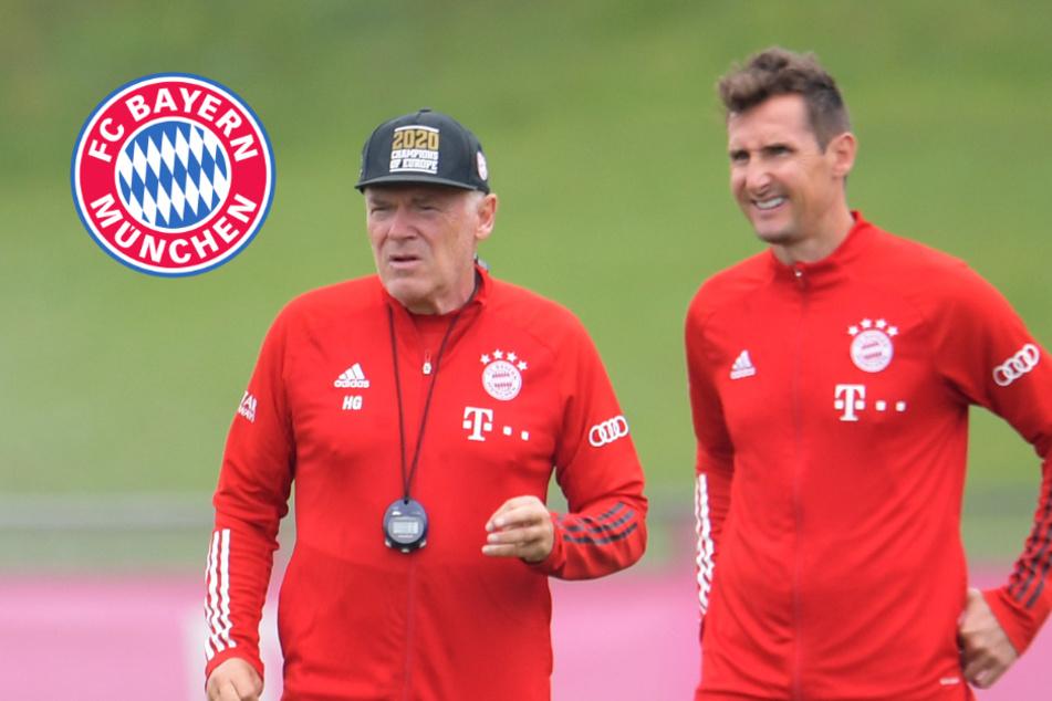 """FC Bayern bestätigt Abschied von Klose und Gerland: """"Große Verdienste"""""""