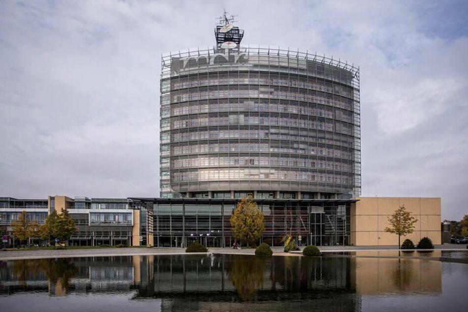 Das MDR-Gebäude in Leipzig. Ab April möchte man hier noch mehr Augenmerk auf Gleichstellung und Vielfalt legen.