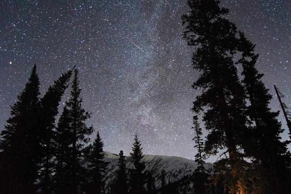 Den Blick auf den Sternenhimmel gibt's am Samstag von der Sternwarte Graupa kostenfrei.