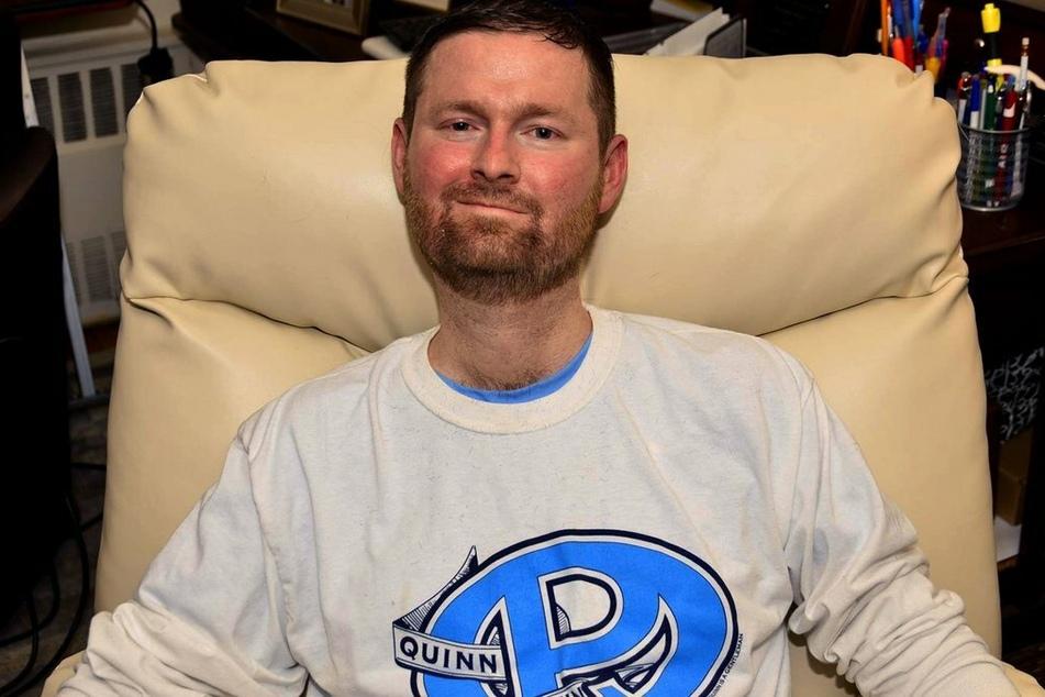 """Patrick Quinn (†37) gilt als einer der Mitbegründer der """"Ice Bucket Challenge""""."""