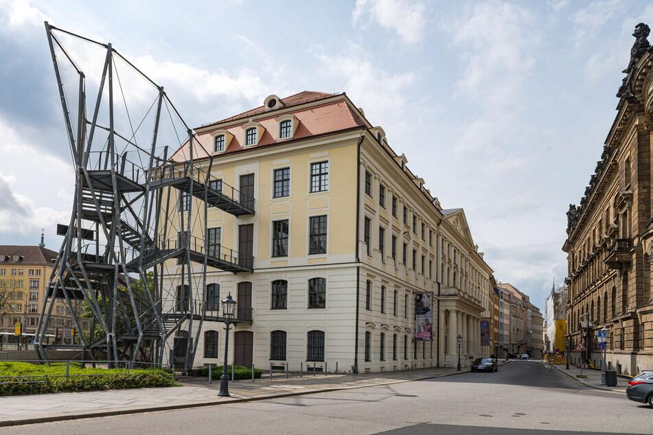 Das Landhaus mit Stadtmuseum.