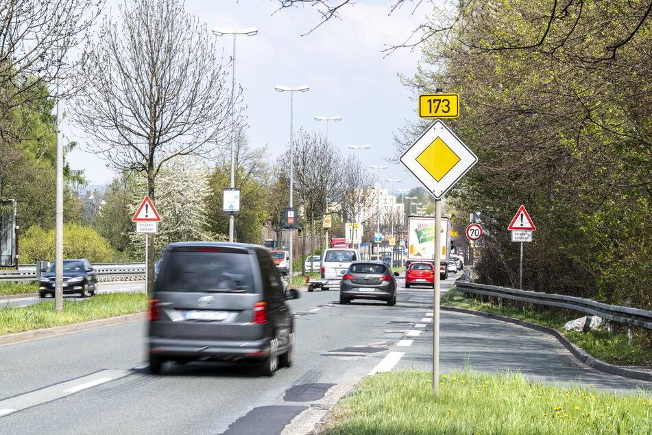 Baustellen Chemnitz: Neuer Baustellen-Ärger in Chemnitz: Einschränkungen auf Neefestraße